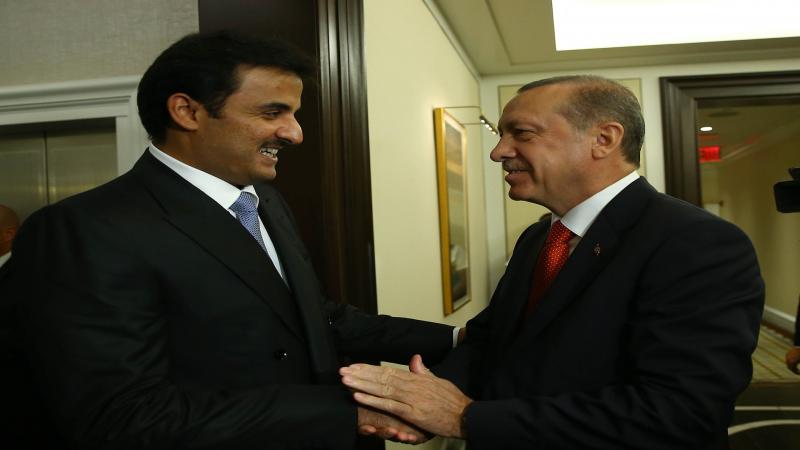تركيا - قطر