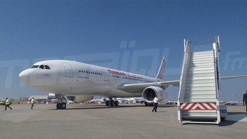 الخطوط التونسية : تحويل الرحلات الإضافية إلى المحطة الجوية 2