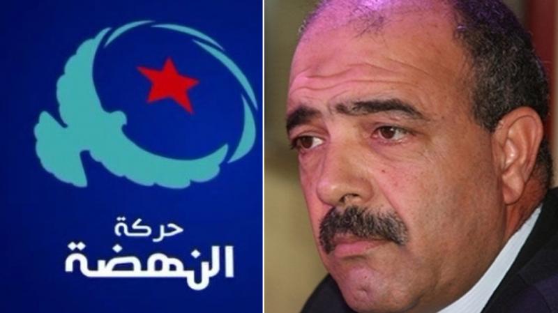 النهضة تتبرأ من تصريحات فتحي العيوني ضد السبسي