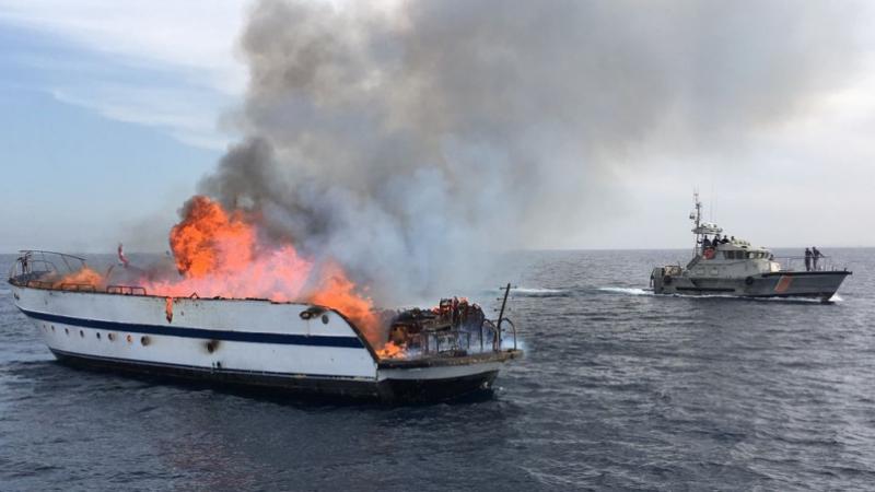 حادث مركب بسواحل اللواتة : ارتفاع عدد الجثث المنتشلة