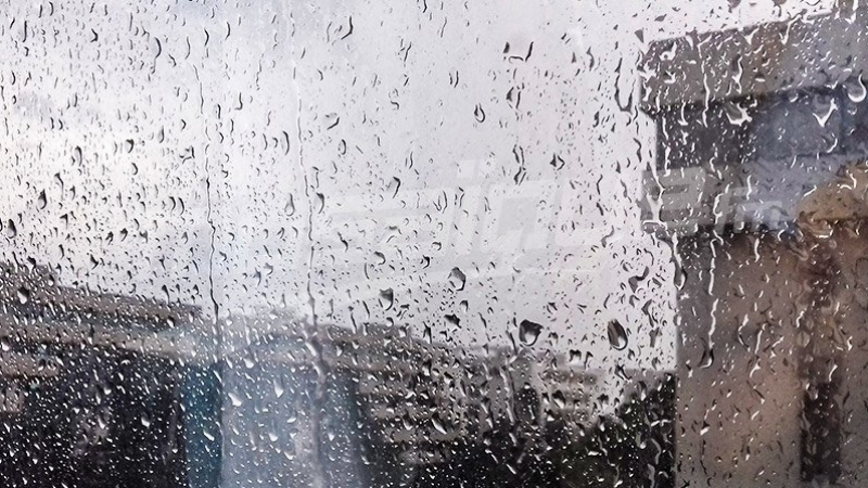 تواصل الأمطار الرعدية يوم الأحد 19 أوت 2018