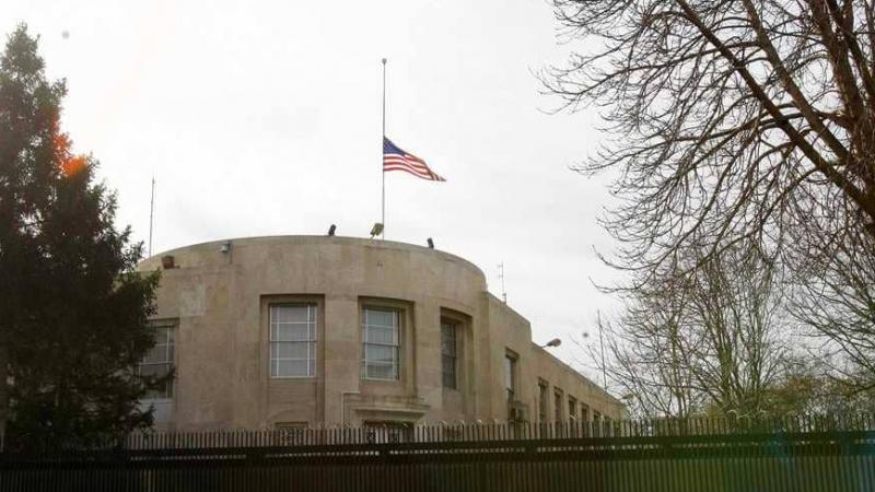إطلاق نار يستهدف السفارة الأمريكية في أنقرة