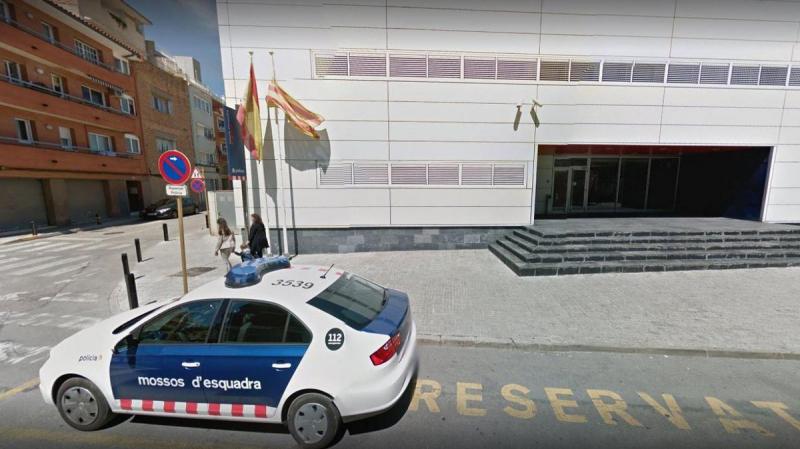 إسبانيا : إطلاق النار على مسلّح حاول مهاجمة رجال شرطة