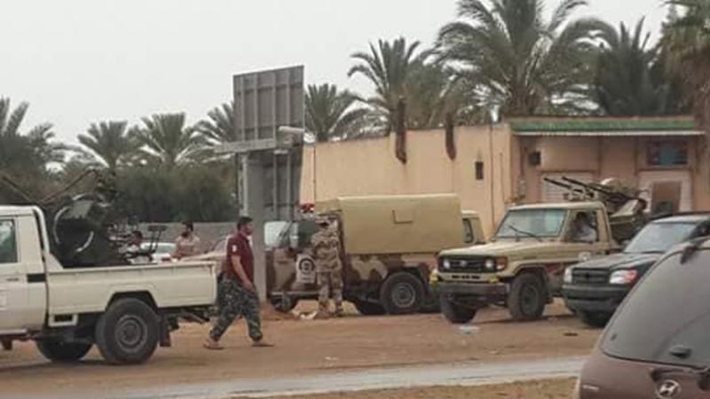 قتلى في هجوم مسلح على نقطة تفتيش غرب ليبيا