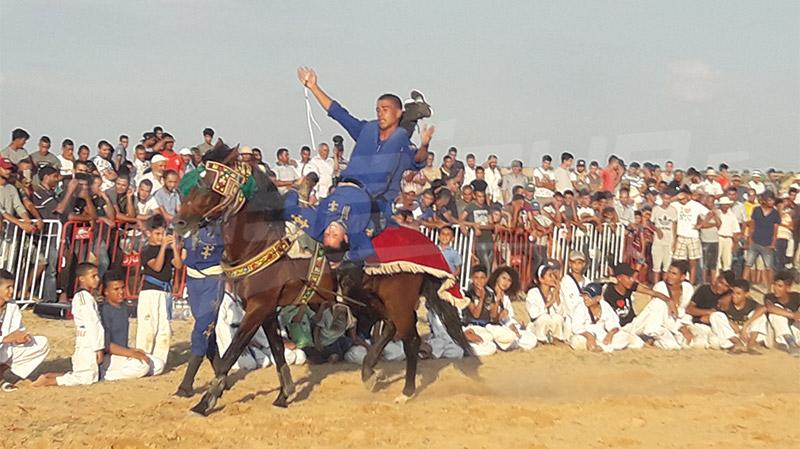 السعيدة: المهرجان الصيفي ''سيدي خليفة الشاوش'' فيدورته الأولى