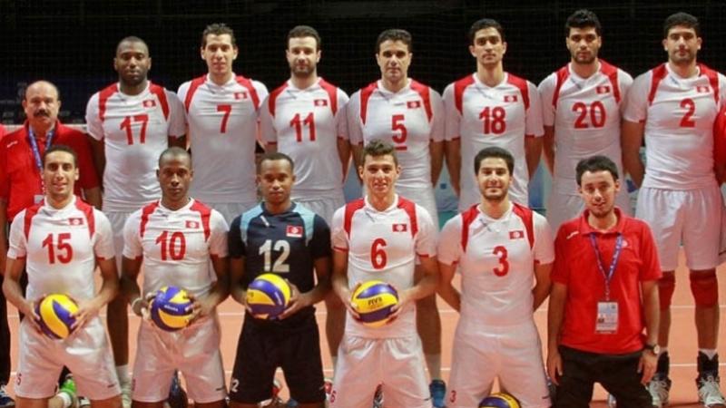 الكرة الطائرة : المنتخب التونسي يفوز وديا على نظيره التشيكي