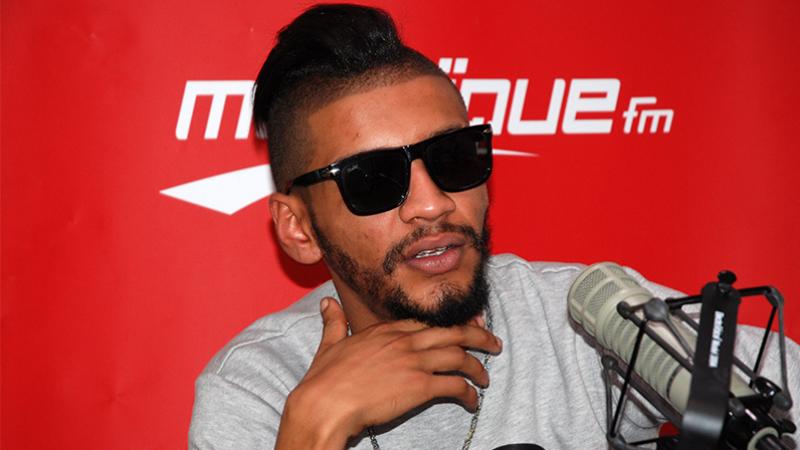 إيقاف مغني الراب 'سمارا' بحوزته كمية من الكوكايين و'الزطلة'