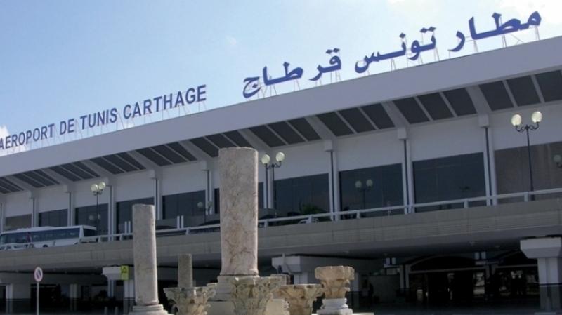 مطار قرطاج: القبض على شاب اغتصب فتاة وحاول الهروب إلى الخارج