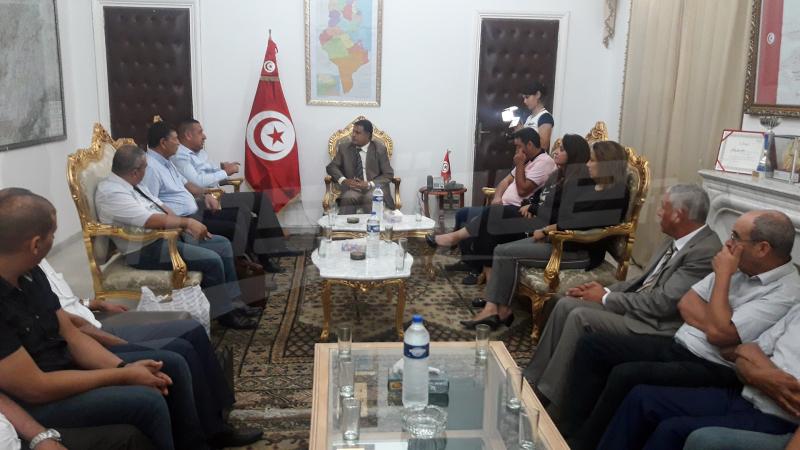 اتّفاقية شراكة بين ولايتي جندوبة والطارف الجزائرية