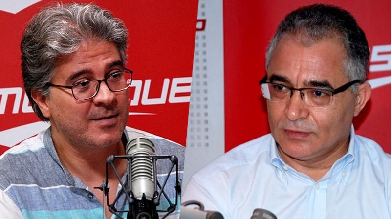 محسن مرزوق ومحمد علي التومي ضيفا ميدي شو