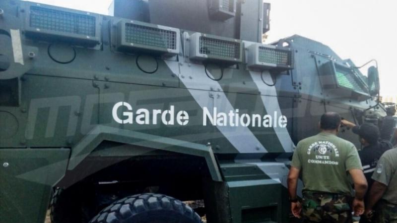 رصد مسلّحين بالنفيضة: الناطق الرسمي باسم الحرس يُوضّح