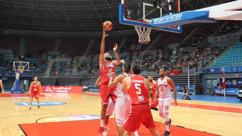منتخب كرة السلة