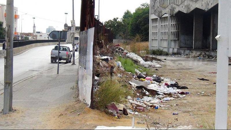 شيخة مدينة تونس: بنايات عديدة تحوّلت إلى 'نقاط سوداء'