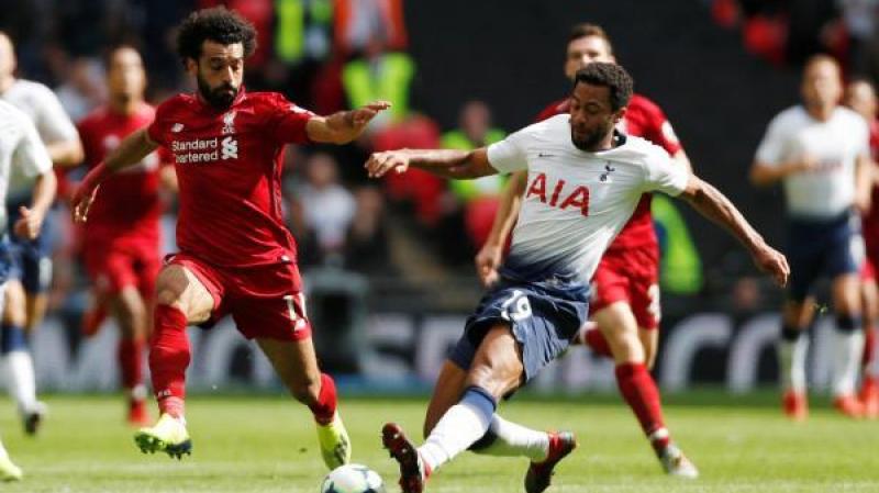 الدوري الانقليزي : ليفربول يفوز على توتنهام
