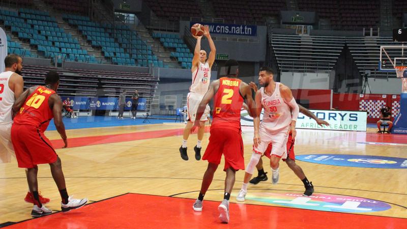 بعرض مبهر..تونس في مونديال كرة السلة بالصين