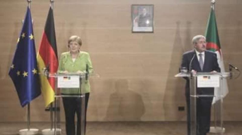 الجزائر- المانيا