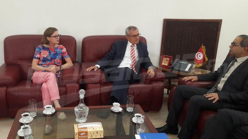 سفير ألمانيا بتونس: 'سنساعد القصرين على تحقيق أحلامها..'