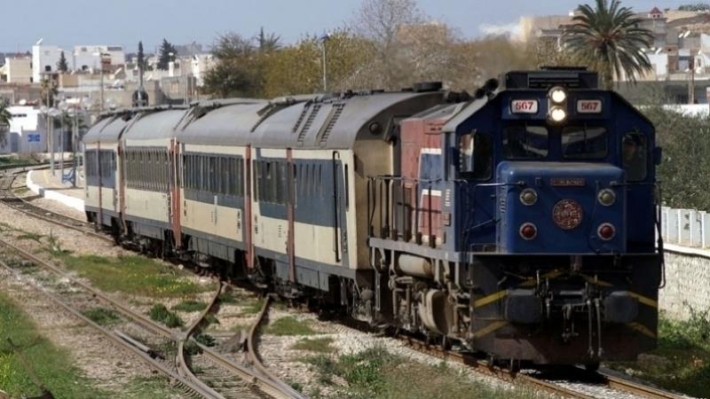 تعطّل القطار المتجه من تونس نحو قابس بسبب الأمطار