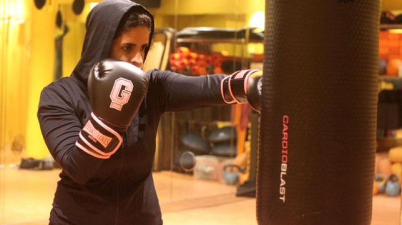 'سعوديات يقتحمن الرياضات العنيفة للدفاع عن أنفسهن