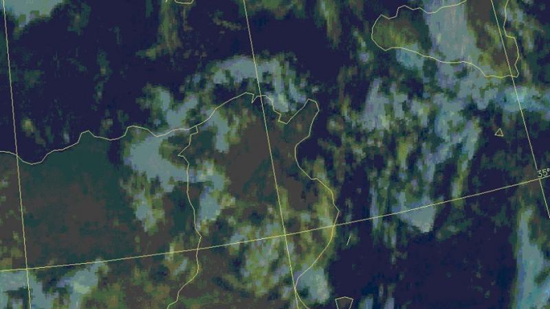 مؤشرات عدم استقرار العوامل الجوية تتواصل اليوم ووضع دقيق غدا