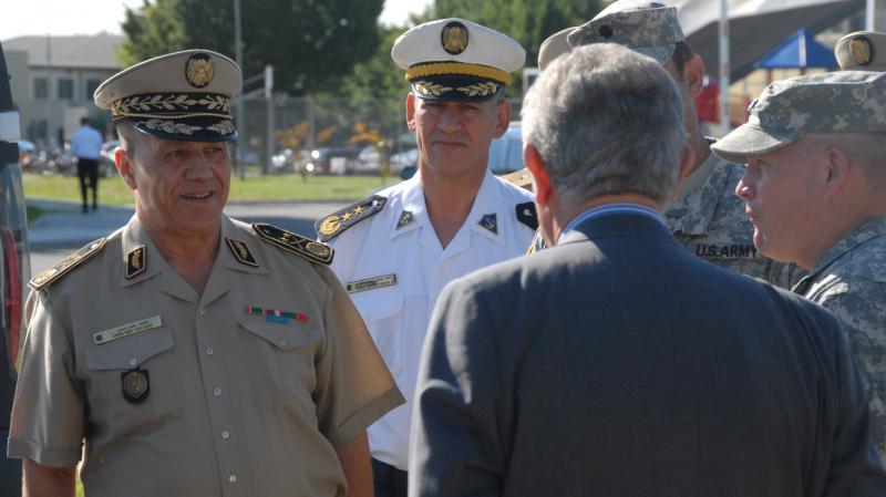 الجزائر: تعيين قائد جديد للقوات البرية
