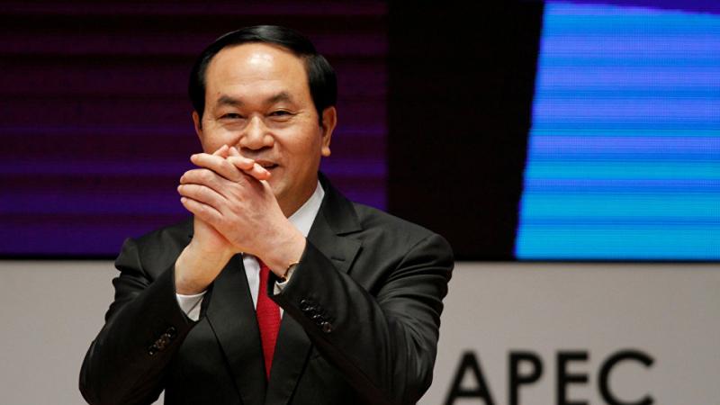 وفاة رئيس الفيتنام بـ'مرض خطير'