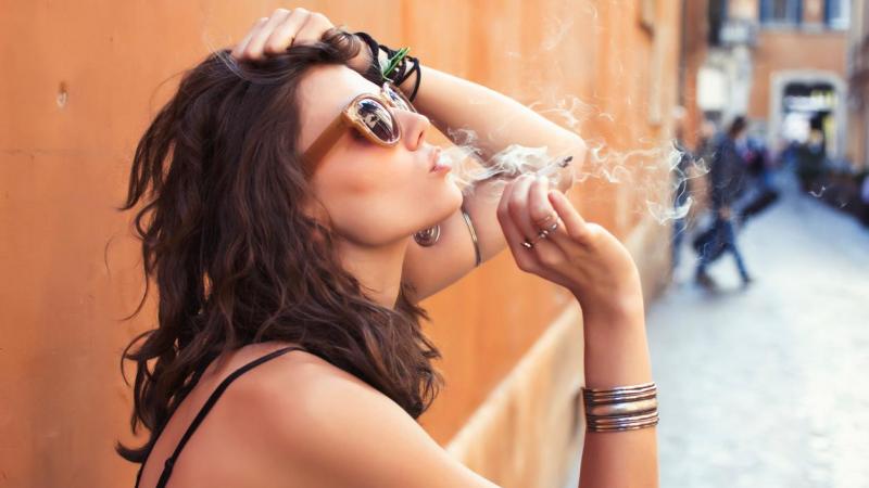 دخان السجائر