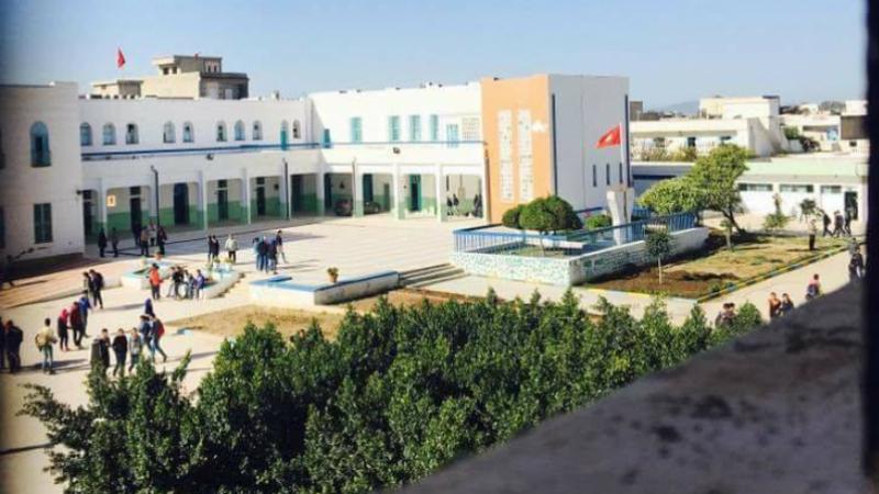 معهد بوسالم بجندوبة : انطلاق أشغال تهيئة المبيت