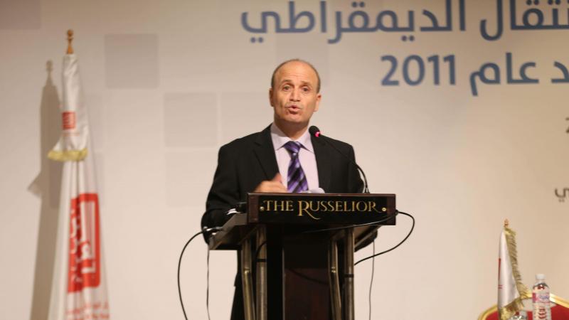 مهدي مبروك: هذه أسباب نجاح تجربة الانتقال الديمقراطي في تونس