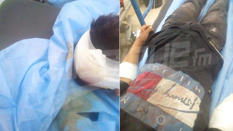 إثر سقوطه من حافلة مدرسية:تلميذيخضع لجراحة ناجحةويتجاوز مرحلة الخطر