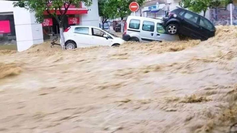 نابل : وفاة شخص جرفته مياه الأمطار