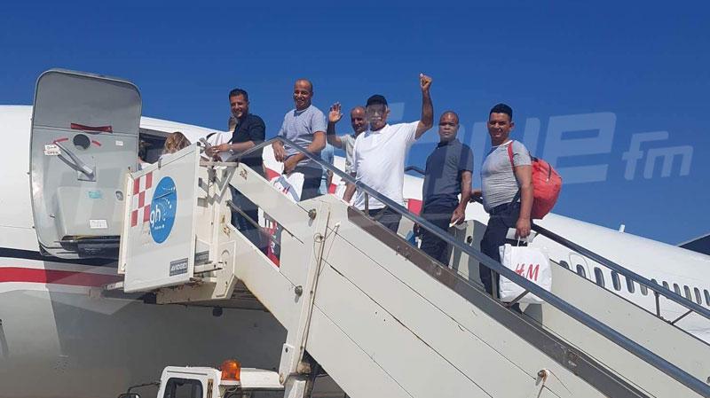 كانوا موقوفين في إيطاليا: بحارة جرجيس يصلون تونس اليوم