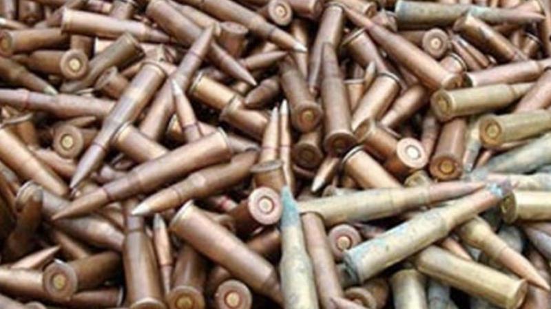 مدنين: الكشف على كيس يحتوي على 500 خرطوشة
