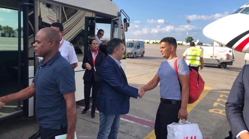 ربان سفينة بوراسين بعد وصوله تونس:لن أتوقف عن إنقاذ المهاجرين