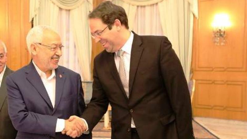 قيادي في النهضة:تونس ستتحول إلى قطب تنموي بفضل تحالف الشاهد والحركة