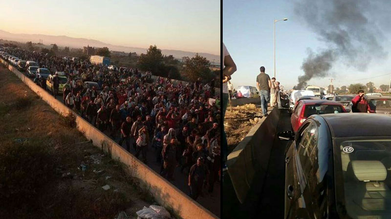 الجزائر: مسيرة حاشدة لقدماء الجيش الجزائري تغلق العاصمة