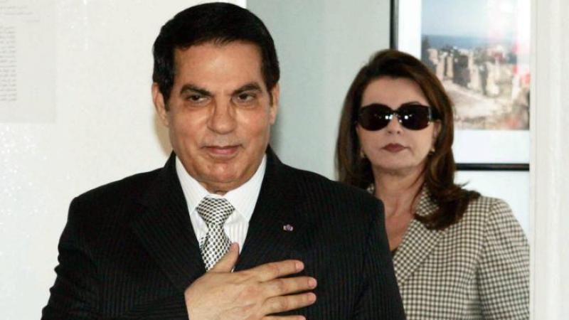 بن علي متهم بتزوير جوازات سفر ايرلندية لزوجته ومقربين منه