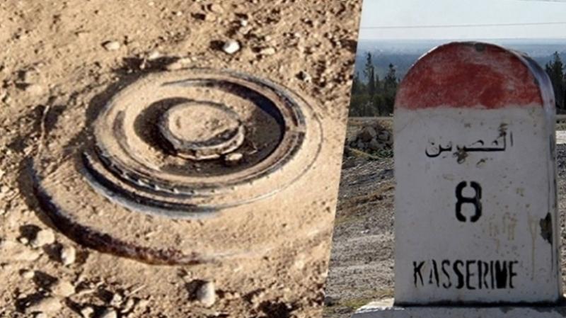 استشهاد مواطنين اثنين في إنفجار لغم بجبل الشعانبي