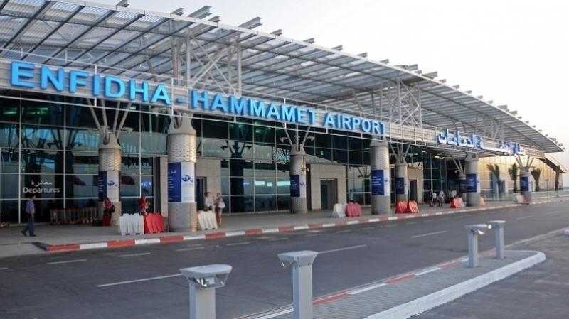 بعد إنهيار سقفه: مطار النفيضة يستأنف غدا رحلاته