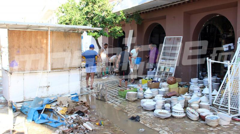 إتحاد الأعراف يتعهد بمساعدة المؤسسات المتضررة في نابل
