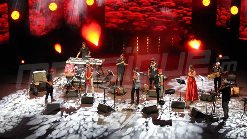افتتاح ايام قرطاج الموسيقية في دورتها الخامسة