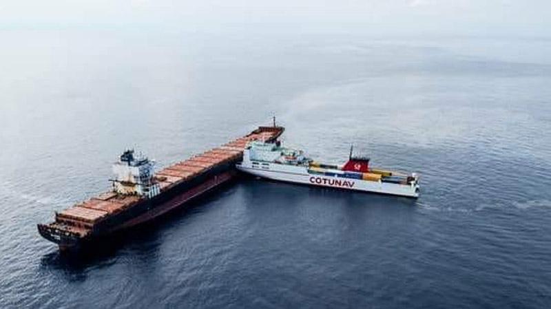 ممثلون عن مجهزي السفن يشاركون في بلورة خطةلفصل 'اوليس' و'فرجينيا'
