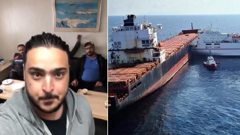 عيارة: أنا مستاء من الفيديو الذي نشره طاقم سفينة 'اوليس'