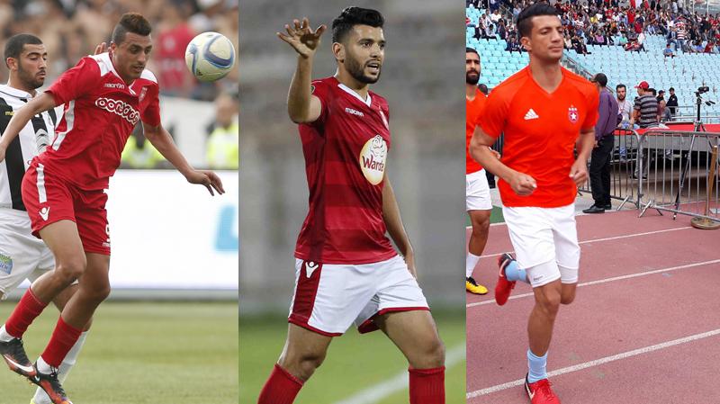 رسمي: بن عمر العكايشي والبدوي ضمن قائمة النجم في البطولة العربية