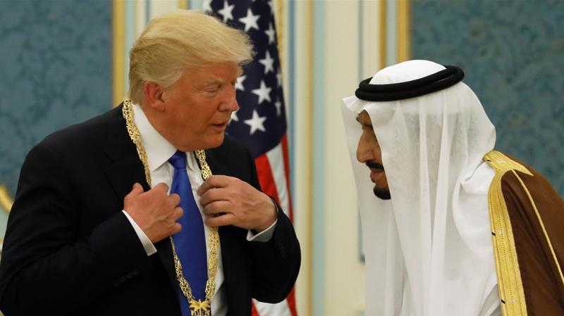 السعودية لترامب: أي إجراءات ضد المملكة سنرد عليها بإجراءات أشد
