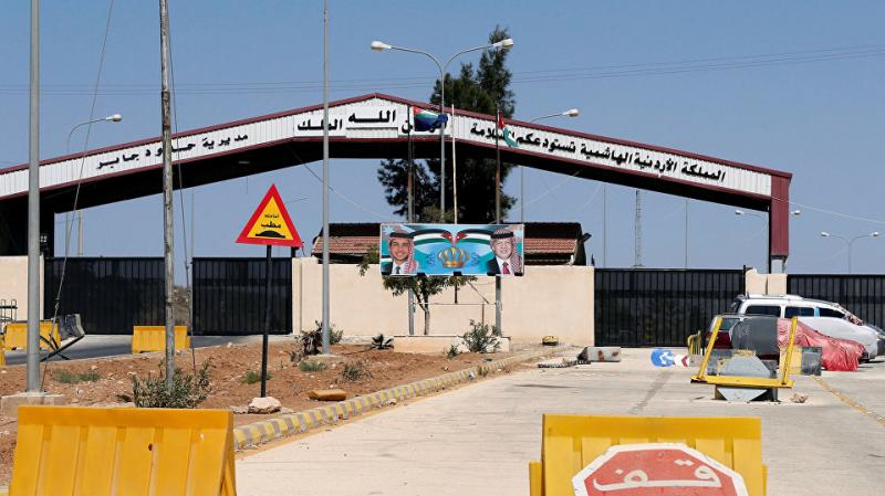 إعادة فتح معبر 'نصيب' الحدودي بين سوريا والأردن