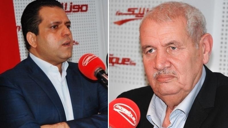 اتهم كتلة الإئتلاف الوطني بالقيام بانقلاب ناعم:بن أحمد يرد على الرياحي