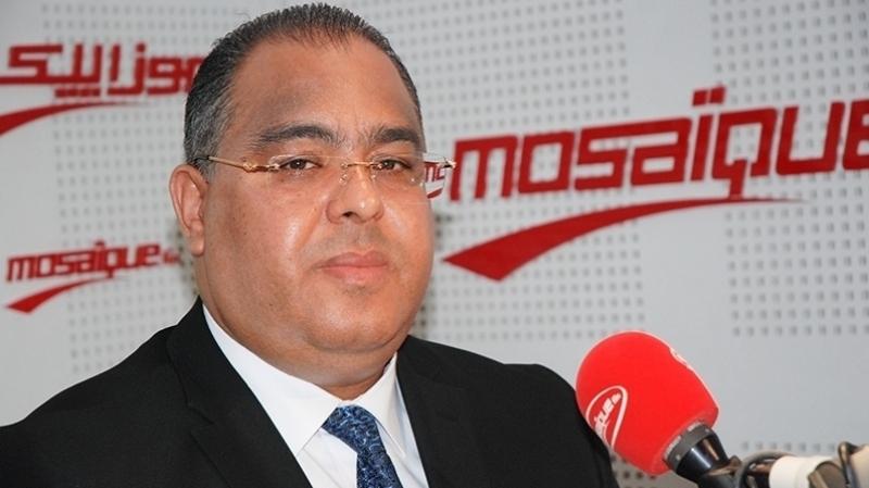 محسن حسن يستقيل من نداء تونس