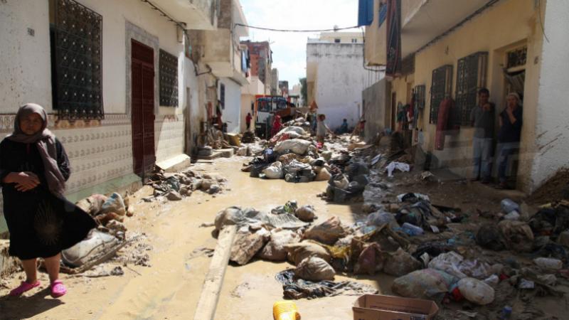 موعد صرف مساعدات مالية لأصحاب المساكن المتضرّرة في نابل