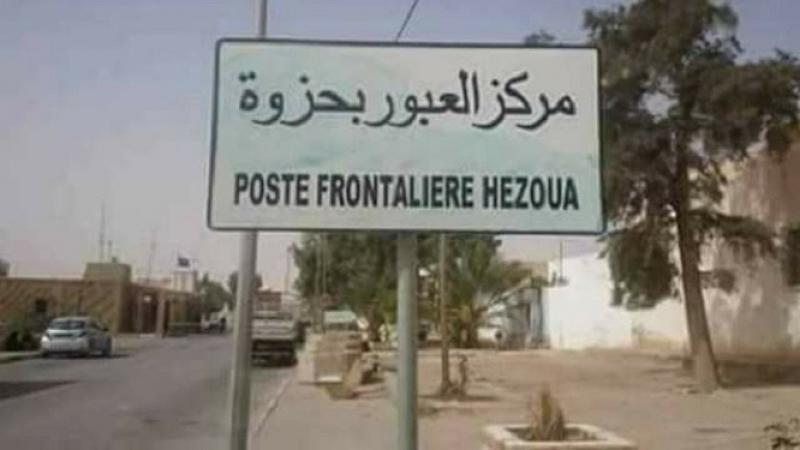زيادة في عدد المسافرين عبر المعبر الحدودي في حزوة